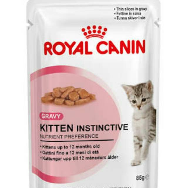 Repack 900gr Royal Canin Kitten makanan anak kucing .