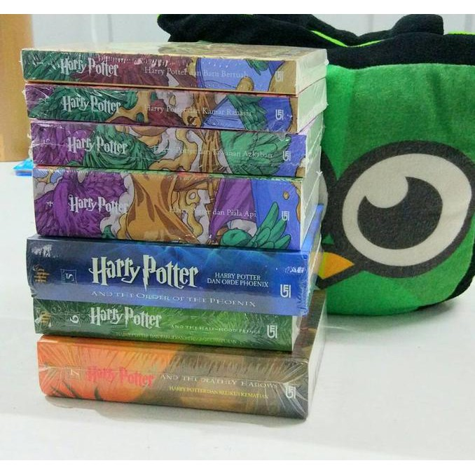 promo Harry Potter: Fantastic Beast and Where to Find Them Buku Novel Import | Shopee Indonesia