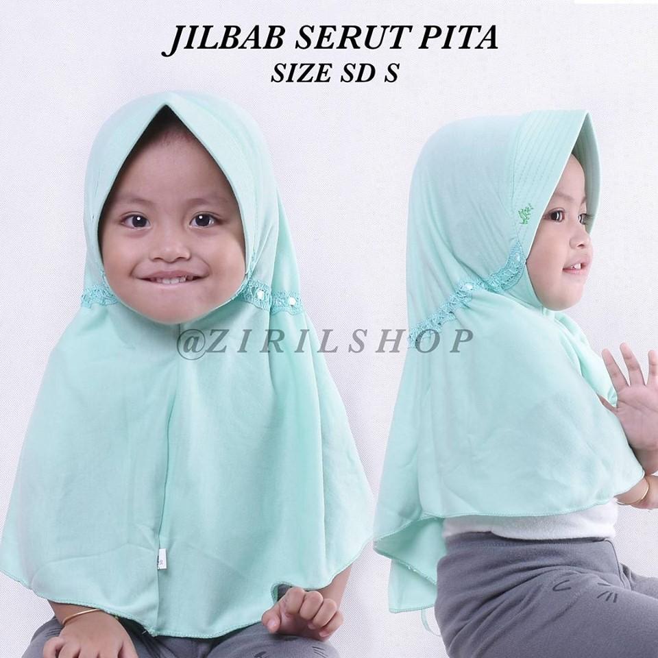 Terlaris Termurah Jilbab Serut Pita Elrahma Ziril Anak Sekolah Kaos Syari Jumbo Instan Bergo Model Rabbani Shopee Indonesia