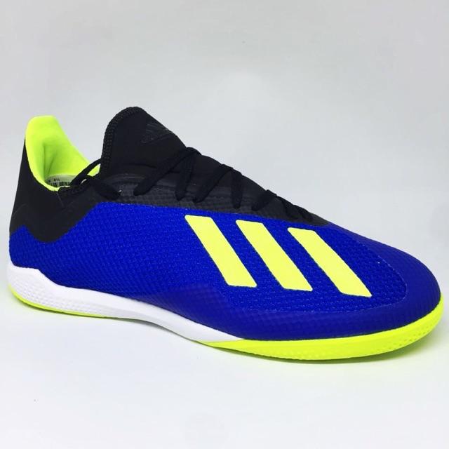 new product 3741e 56460 Kicosport Sepatu futsal adidas X tango 18.3 In biru stabilo original new  2018  Shopee Indonesia