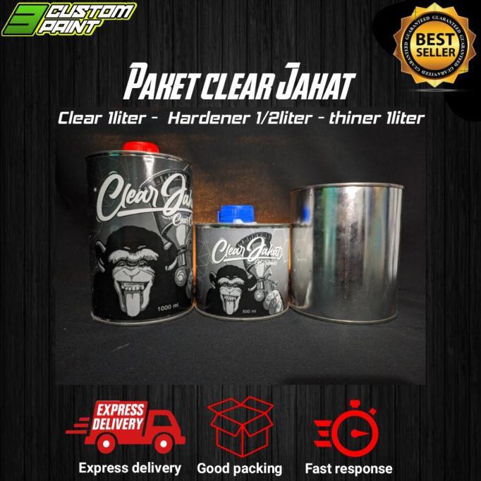 TERBARU PAKET CLEAR JAHAT 3CUSTOM BALI
