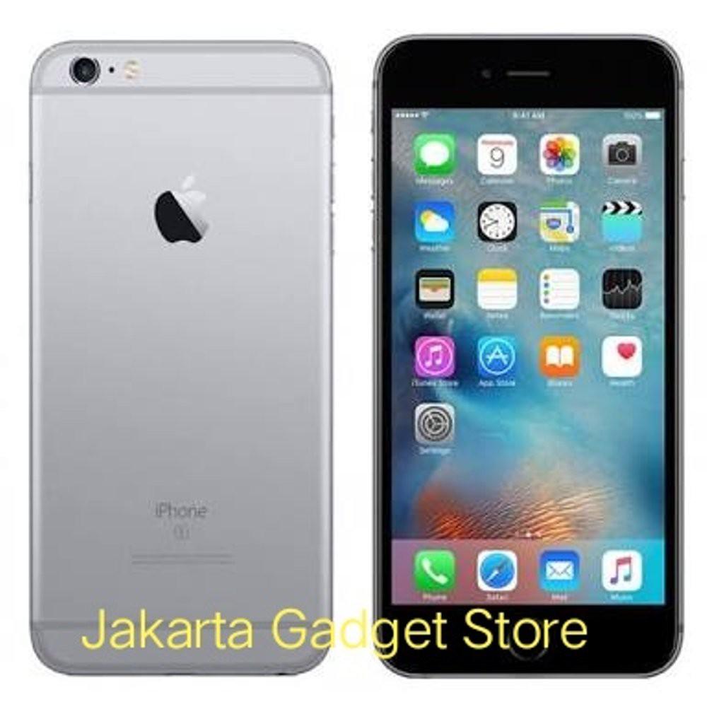 Unik Iphone 6 Plus 64gb Refurbished Garansi Distributor 1 Tahun 5 Murah Shopee Indonesia
