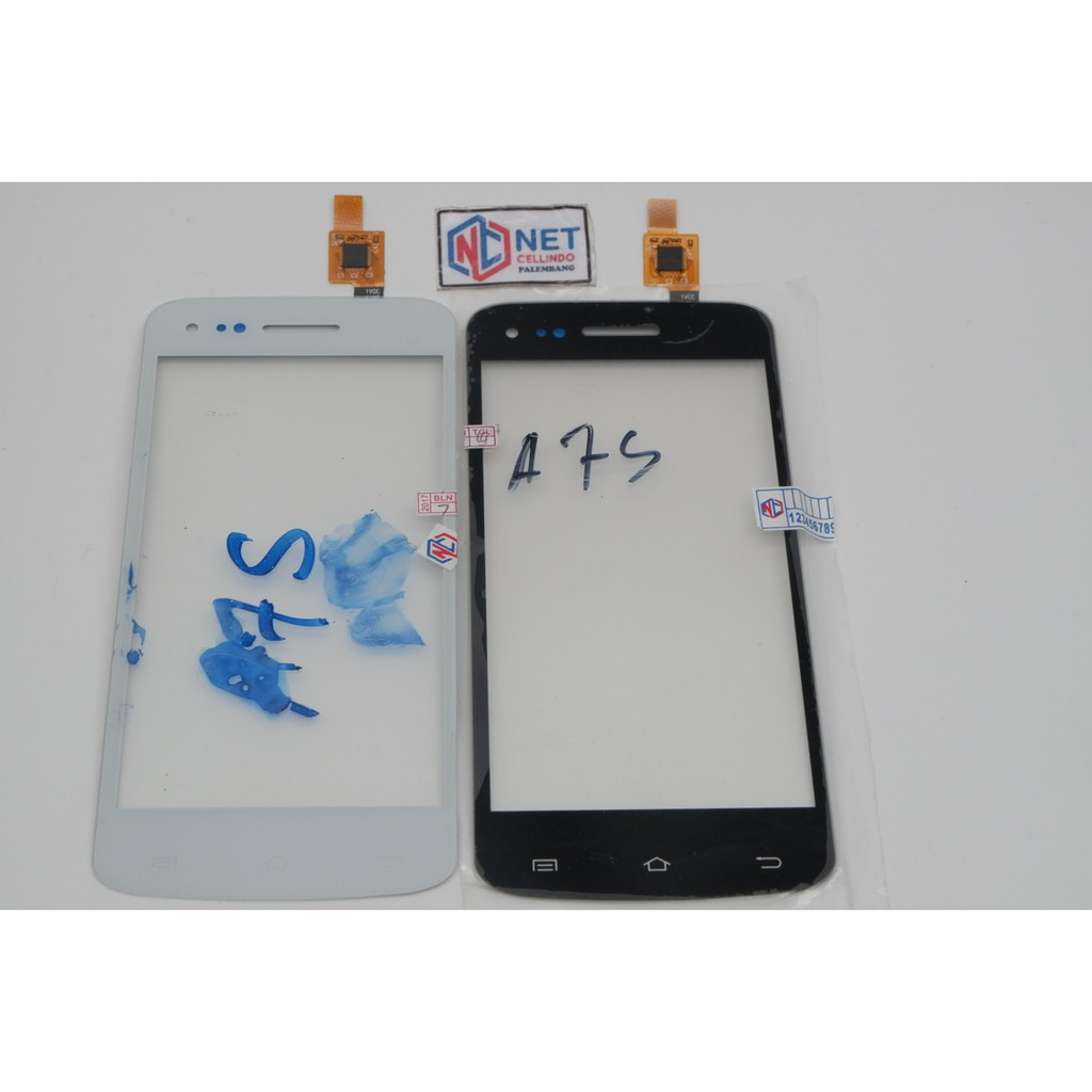 TOUCHSCREEN / TS / LAYAR SENTUH EVERCOSS / CROSS A66A / A 66A 5.0 INCI | Shopee Indonesia