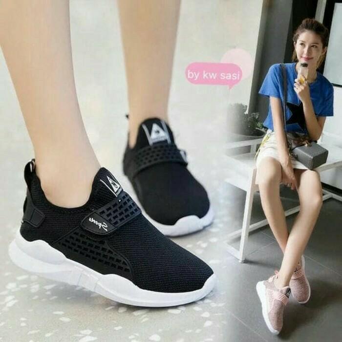 Sepatu Wanita 2020 Cewek Prepet Casual Formal Santai Selop Slip On