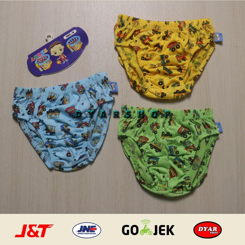 Taft Kids Ca 18 Celana Dalam Anak Cowok Shopee Indonesia Pierre Uno Singlet Dan Teamcat 6 Pcs