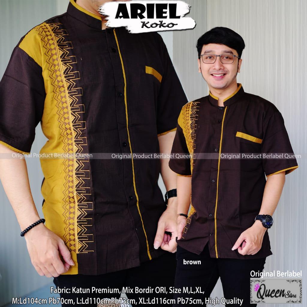 Pakaian Pria ARIEL KOKO by QUEEN Fashion HQ