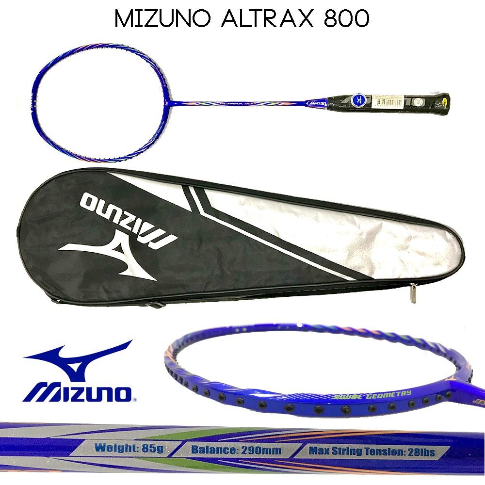 RAKET MIZUNO ALTRAX 800 RAKET BADMINTON MIZUNO ORIGINAL