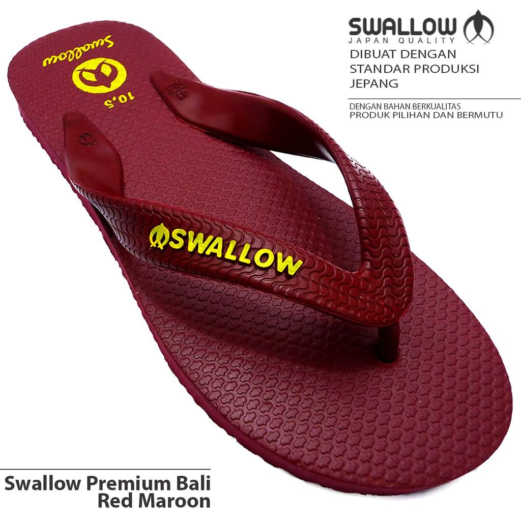 Sandal Jepit Swallow Premium Bali Brown Size Tersedia Uk 95 Skyway 115 Coklat Tua Shopee Indonesia