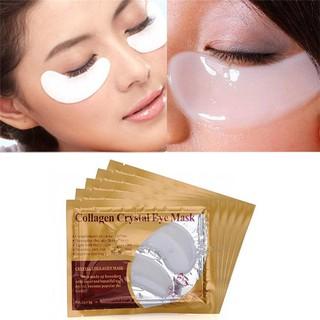 Masker Mata Emas Gold Collagen Crystal Eye Mask thumbnail