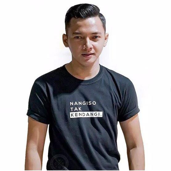 Premium Kaos Didi Kempot Nangis Tak Kendangi Baju Sobat Ambyar