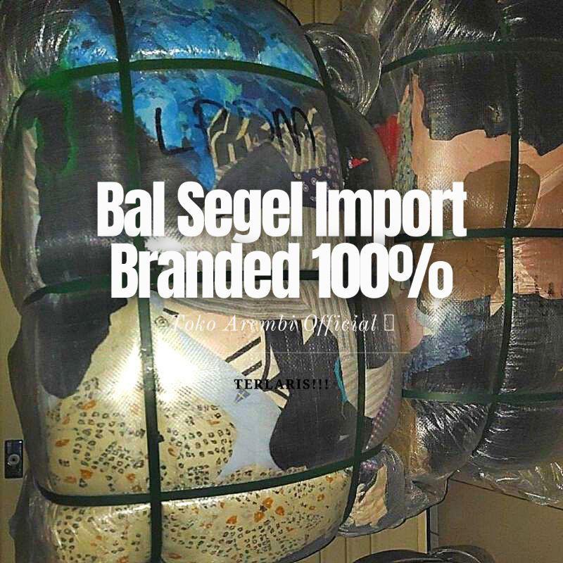Bal Segel Import Dress dari Bal Ikiwa Jepang Kode Bal LDPM Branded + Bersih dan Bagus! (TOKO AREMBI)