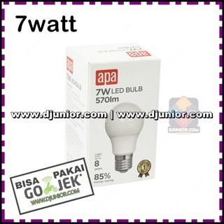 Apa Bohlam Lampu Led 7w 7 Watt By Ace Hardware W Shopee Indonesia