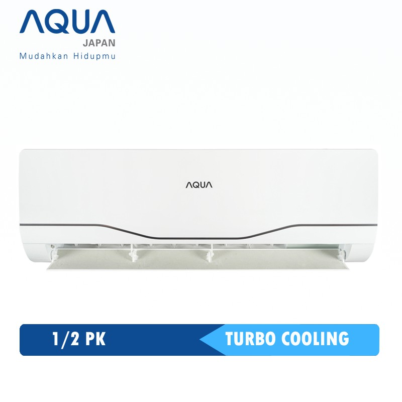 AC AQUA 1/2PK AQA-KCR5ANE 1/2 PK - AC SPLIT AQUA STANDAR