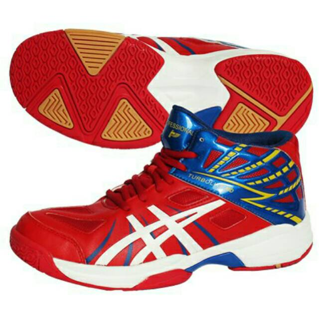 ... Sepatu Volley   Voli Professional Turbolite MD Profesional ... 43b8c46445