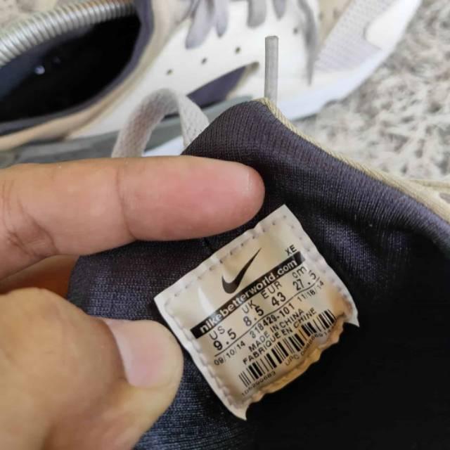 Nike Huarache original second / Huarache bekas / Nike Huarache murah / sneaker murah