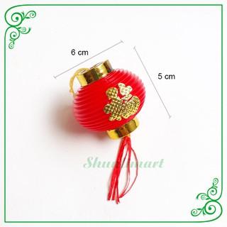 lampion fu hiasan dekorasi imlek chinese lantern gantungan