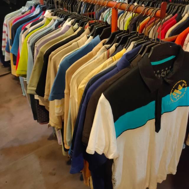 Paket usaha/borongan thrift shop, sweater/hoodie/jaket ...