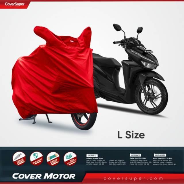 Diskon COVER MOTOR YAMAHA VARIO NEW 2018 ANTI AIR 70% MURAH BERKUALITAS | Shopee Indonesia