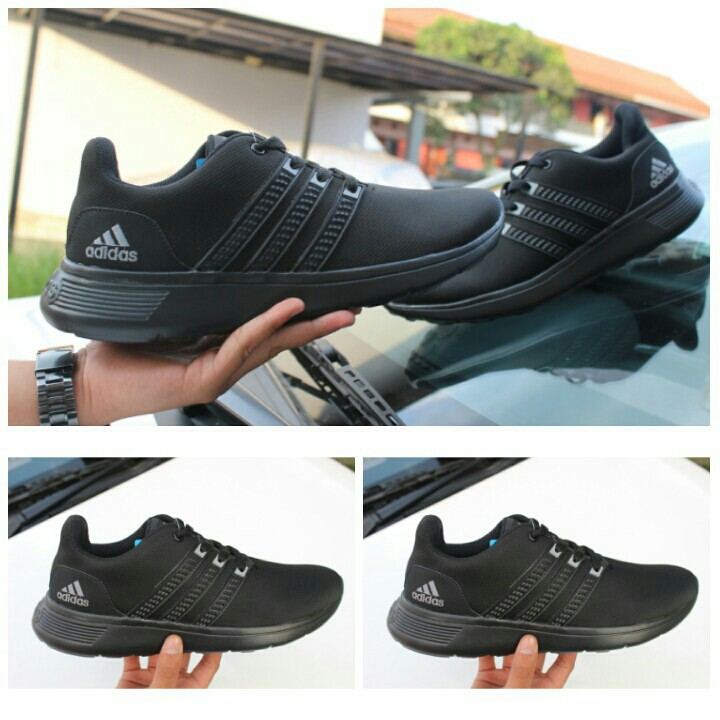 SALE STOCK sepatu olahraga pria running sport tenis badminton sol karet  anti selip made in vietnam  a8c6842ab2