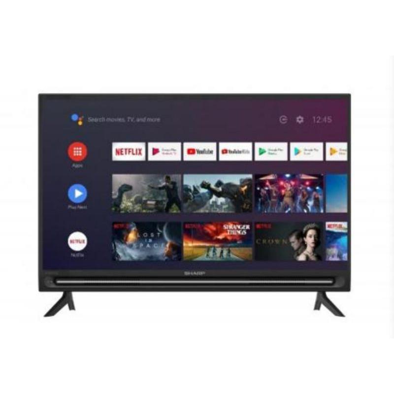TV Android Sharp 2T-C32BG11 + Bracket
