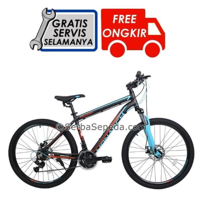 Sepeda Mtb Sepeda Polygon Monarch M5 26 Shopee Indonesia