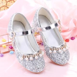 Pipi Gadis Sepatu Putri Gadis Kecil Catwalk Sepatu Anak Anak