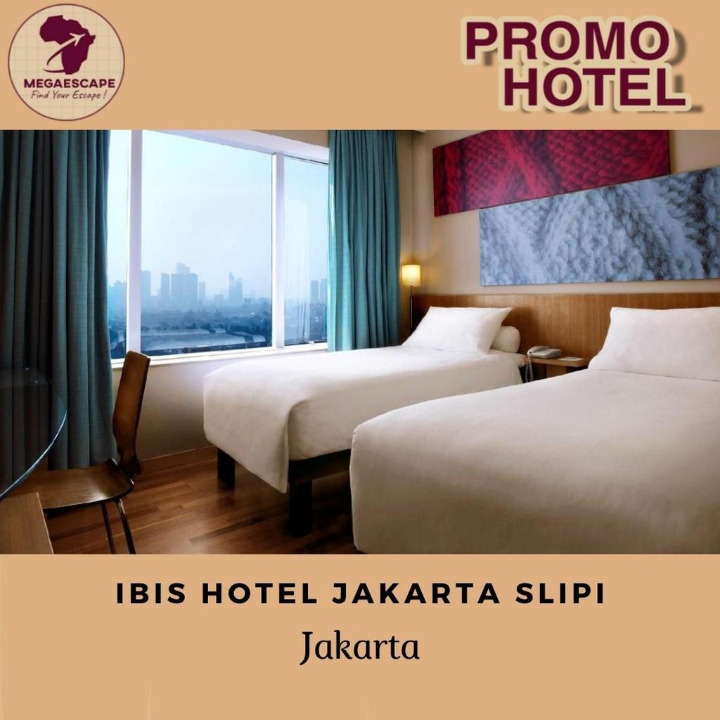 Promo Hotel Murah Ibis Hotel Jakarta Slipi Jakarta Staycation Shopee Indonesia