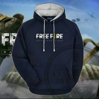 Jaket Hoodie Sweater Game Free Fire