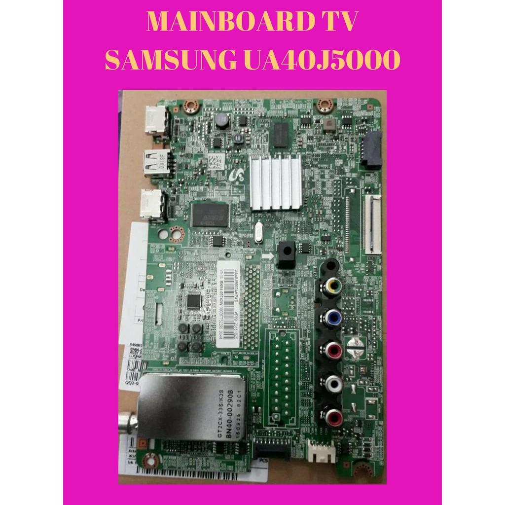 Modul Mainboard Tv Samsung Seri Ua40j5000 Shopee Indonesia Led 40 Inch