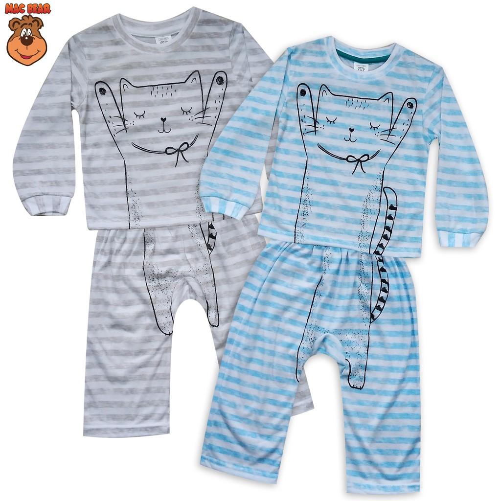 Macbear Kids Jaket Hoodie Stripe New York Shopee Indonesia Macbee Baju Anak Dress Cherly Polkadot Size 2 Merah