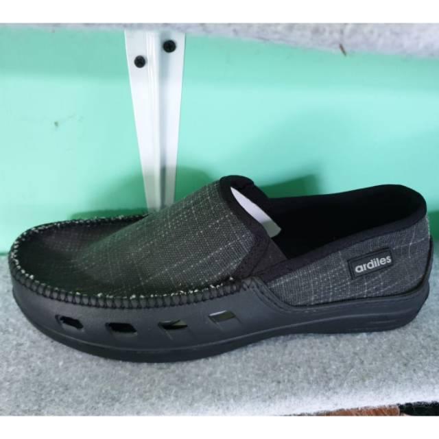 Sepatu Sorong Pria Ardiles Kenwood Slip On Original High Quality