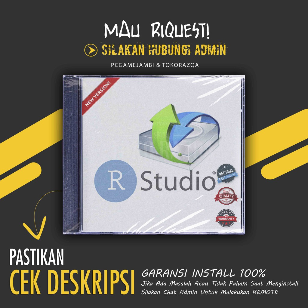 R Studio 8 Network Edition Full Version Windows Shopee Indonesia