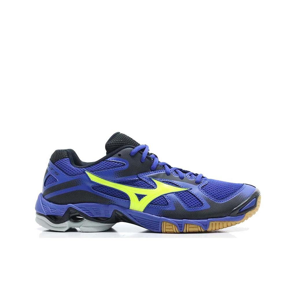 Sepatu Volly Voli Mizuno V1GA166045 Wave Bolt 5 Surf The Web Safety ... e4d9335150