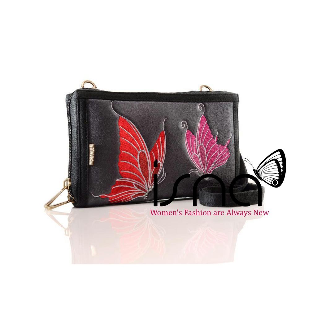 Tas Mokamula / Molluca Dompet Molluca Smart Wallet Dark Brown Zapin | Shopee Indonesia