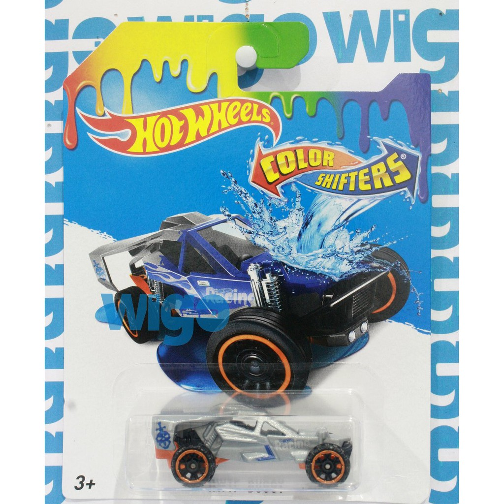 [READY] Diecast Hotwheels Hot Wheels Roller Toaster biru Track Stars lot D 2017 Berkualitas | Shopee Indonesia