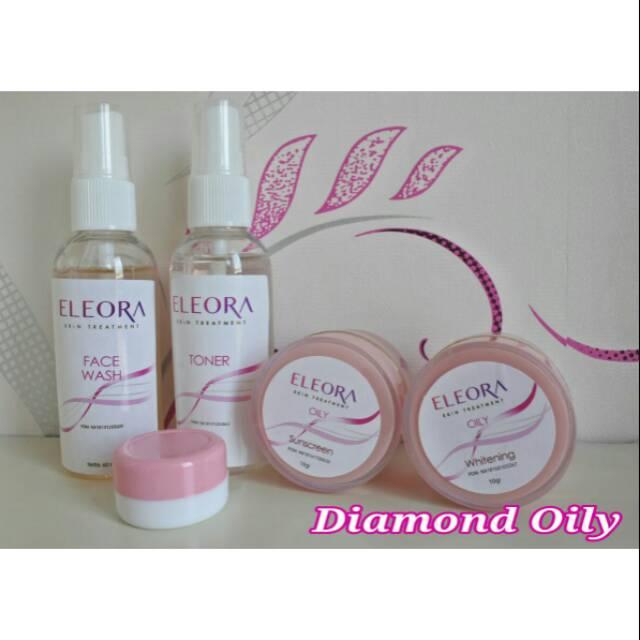 ELEORA DIAMOND OILY