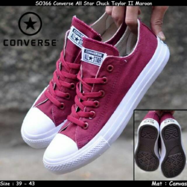 Sepatu converse all star Grade Ori Navy mono  07340e0330