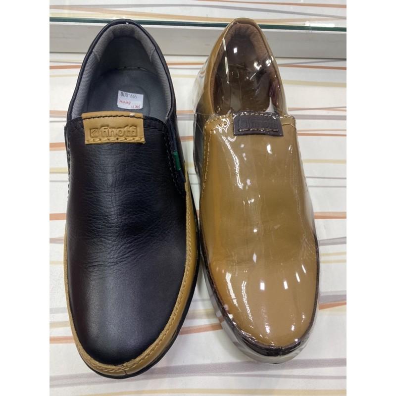 Sepatu Pantofel Pria Finotti PR11