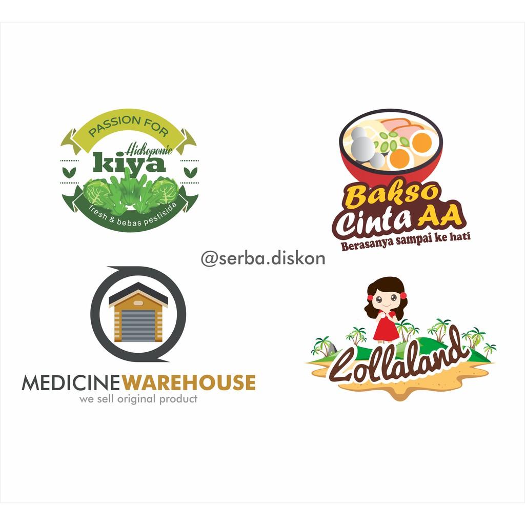 Jasa Pembuatan Desain Logo Profesional Shopee Indonesia