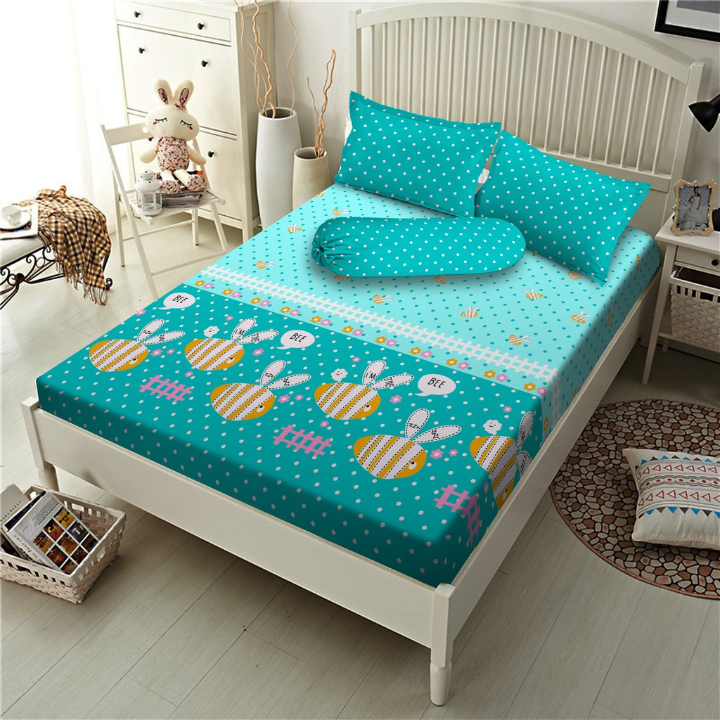 Produk Kamar Tidur Terbaik Sprei Ladyrose 160 Cm X 200 Cm Motif Femina Gratis Ongkir | Shopee Indonesia