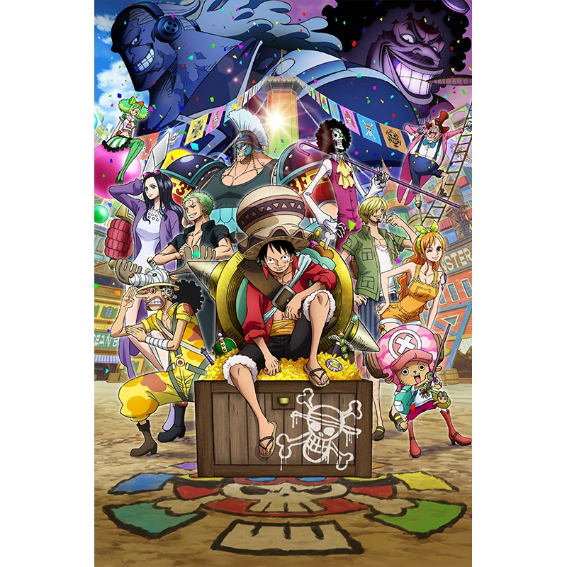 1pc Stiker Dinding Desain One Piece One Piece Luffy Ace Hd Untuk Dekorasi Rumah Shopee Indonesia