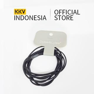 KKV - Dylee&Lylee 1.8mm three rubber hairband Ikat Rambut Karet Rambut Aksesoris Rambut thumbnail