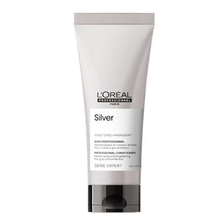 LOreal Professionnel Serie Expert Silver Shampoo / Conditioner 300ml | Purple Shampoo-Condi 200ml NEW TUBE