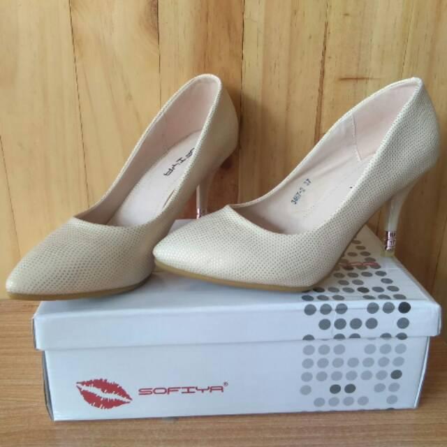 Sepatu Sofiya   Sepatu Heels   Pantofel Import  0e3f0972cb