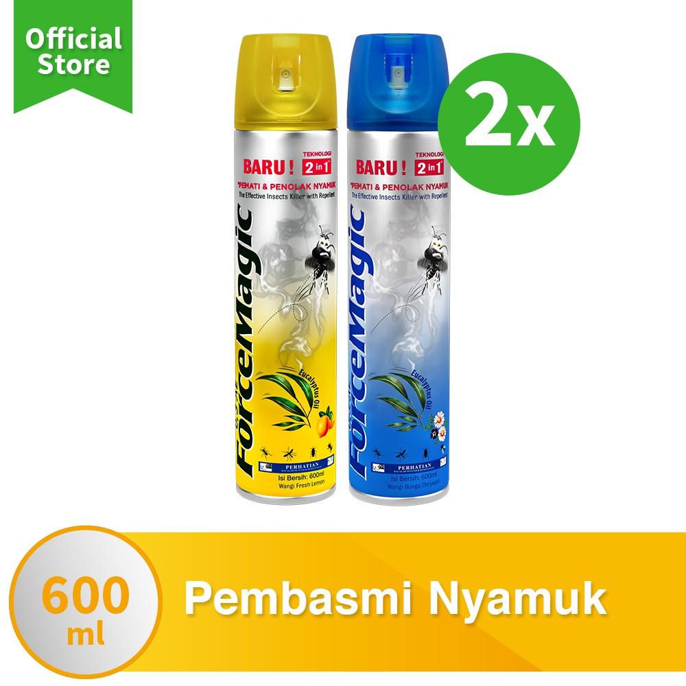 Force Magic Blue 600ml Free Antis Botol Spray Jeruk Nipis Shopee Kispray Bluis 318ml X2 Indonesia