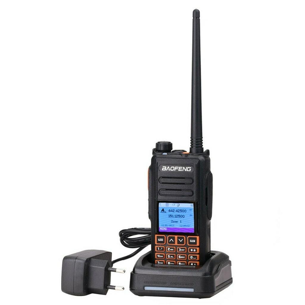 Baofeng DM-1801 DMR Tier II Digital Two Way Radio 1024 Channels 5W Walkie Talkie