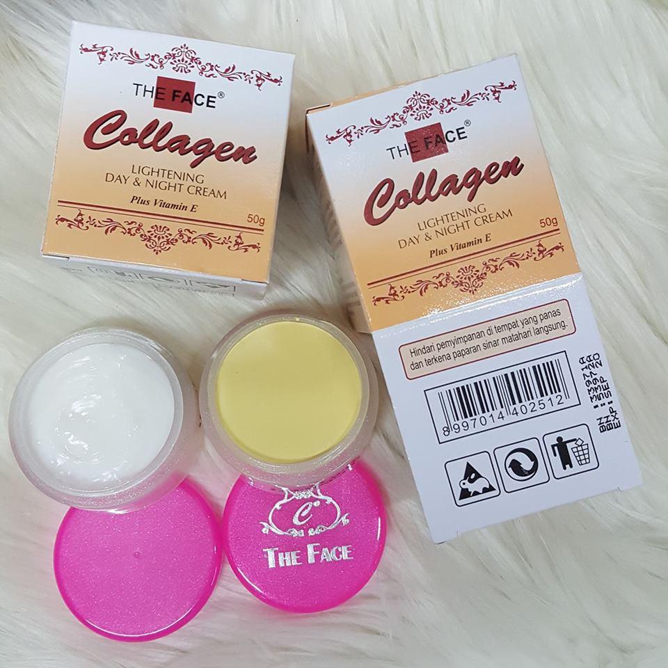 Paket Cream Cai Ke Anti Freckles Siang Malam Daftar Harga Terkini Amora Eceran