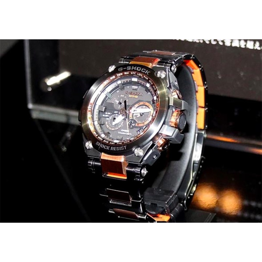 Casio G Shock Limited Models 35th Anniversary Gshock Ga 835a Mtg S1000d 1a4 Sapphire Crystal 1a Shopee Indonesia