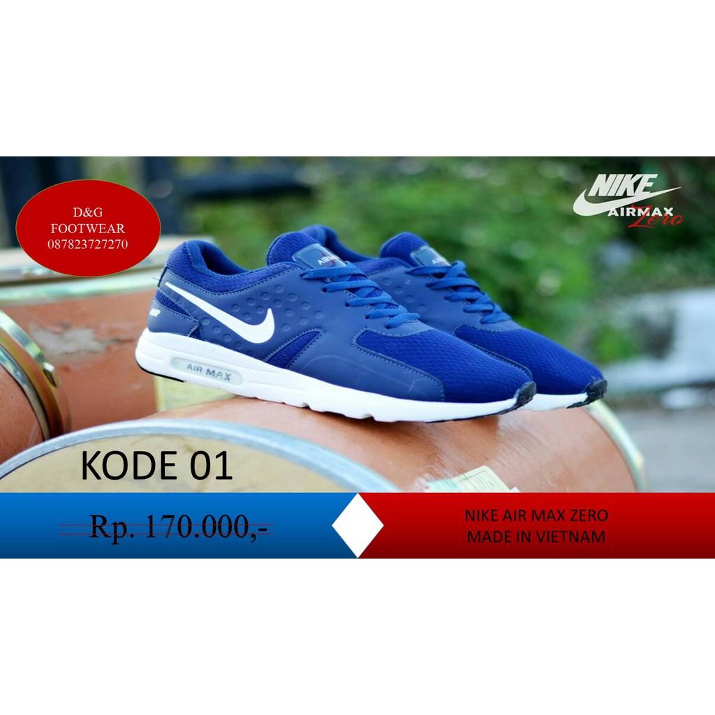 40a6e62d13c8 ... canada free ongkir promo sepatu kets sneakers nike air max zero running  shopee indonesia 40da1 a4f60
