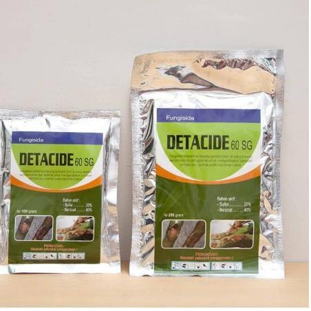 Fungisida DETACIDE 60SG 250 gram (KODE K4148)